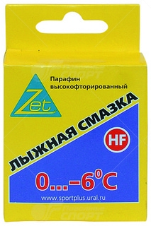 Zet парафин zet lfgн (-5-25) антистатик-графит 50г